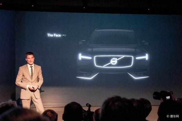 沃尔沃全新一代XC90或将于2015年上市