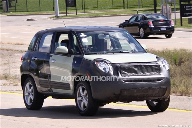 Jeep小型SUV或定名Jeepster 有望明年发布