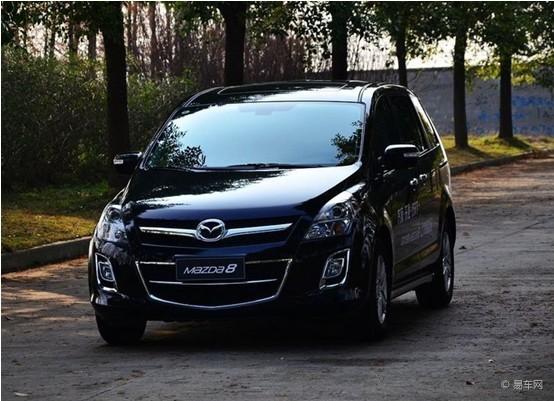 全能商务MPV马自达8限量特卖 仅限3台