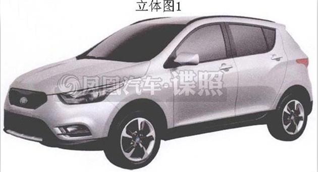 曝天津一汽T102申报图 或2014下半年上市