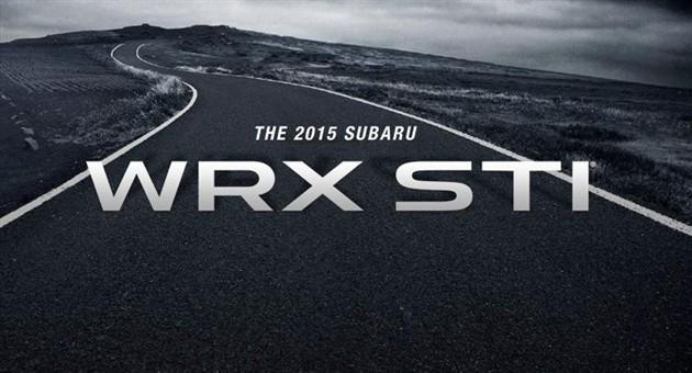 斯巴鲁全新WRX STI将在北美车展首发