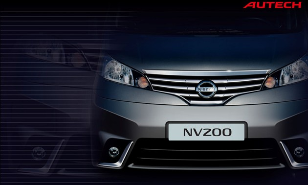 郑州日产NV200 CVT车型将于2月26日上市