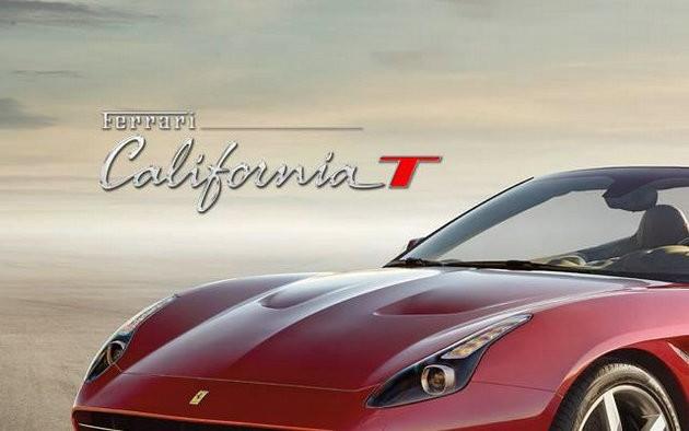 法拉利California T发布 搭载3.8T发动机