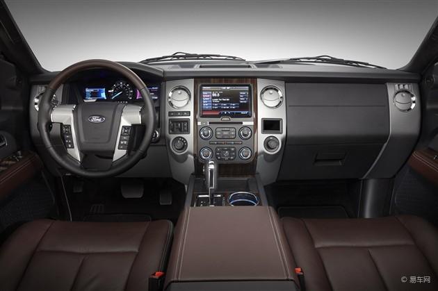 福特征服者改款发布搭ecoboost发动机长安欧力威几座车图片