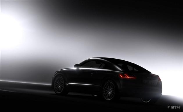 奥迪2015款TT造型公布 外观内饰全新设计