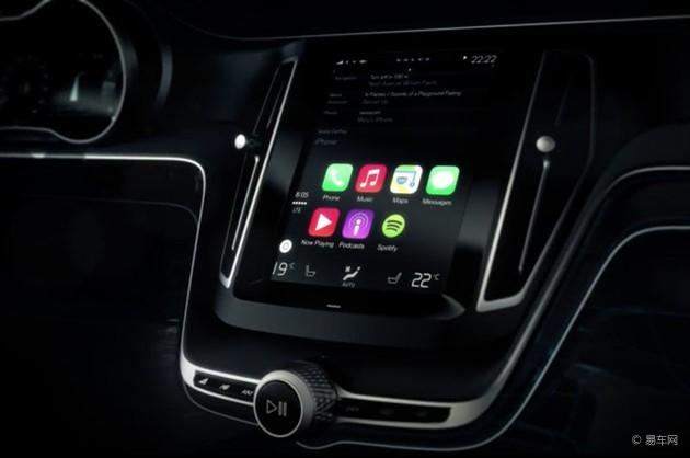 苹果发布CarPlay系统沃尔沃或率先尝试