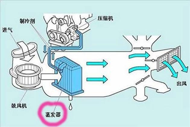 清理爱车空调系统小技巧 - shengge - 我的博客