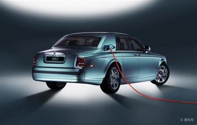 劳斯莱斯官方确认混合动力车型生产计划