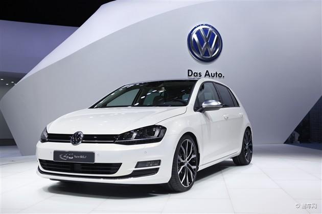 大众发布高尔夫纪念版车型 配置略有提升
