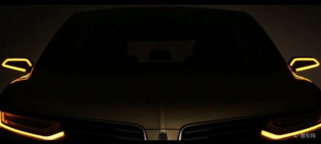 林肯MKX将基于福特新蒙迪欧同平台打造