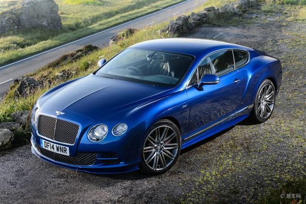 欧陆GT Speed版8月开始在国内销售