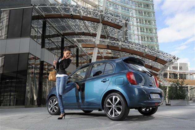 东风日产新款玛驰将于广州车展正式上市