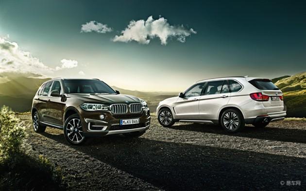 """细数公路之王BMW X5的四大""""特技装备"""""""