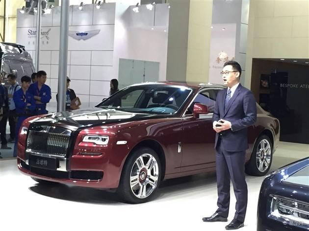 古思特碳纤维哑光特别版广州车展全球首发