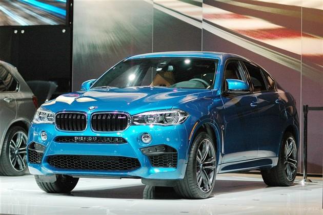 宝马2015年将引入多款新车 全新X6 M领衔