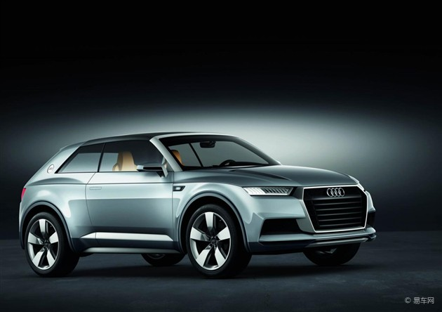 奥迪打造两款纯电动汽车 或于2018年推出