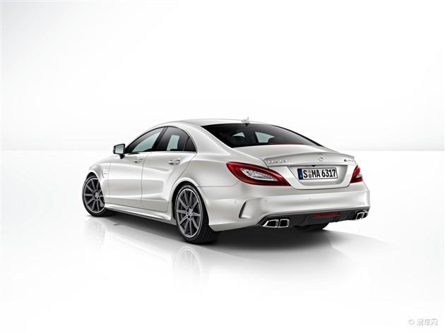 奔驰新款CLS 63 AMG上市 售177.8万元起