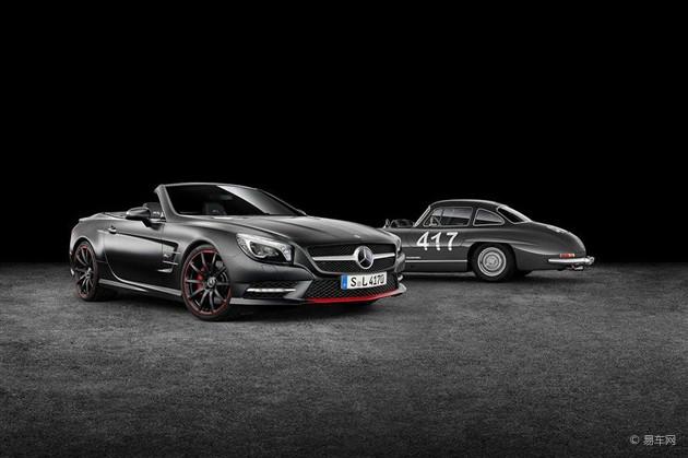 奔驰将于日内瓦车展推出SL特别版跑车