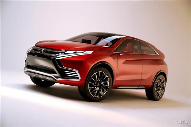 三菱XR-PHEV II官图发布 日内瓦车展首发