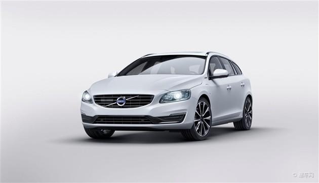 日内瓦车展 沃尔沃发布V60特别版本