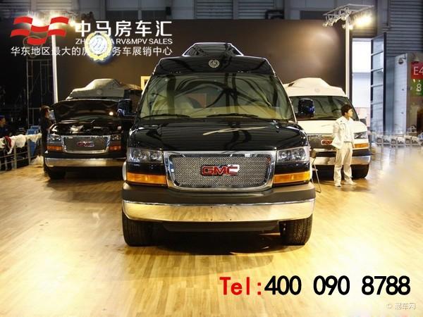 015款GMC房车内部图片 在线看车