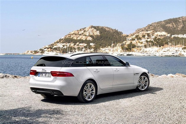 捷豹XE推多款衍生车型 旅行版或年内亮相