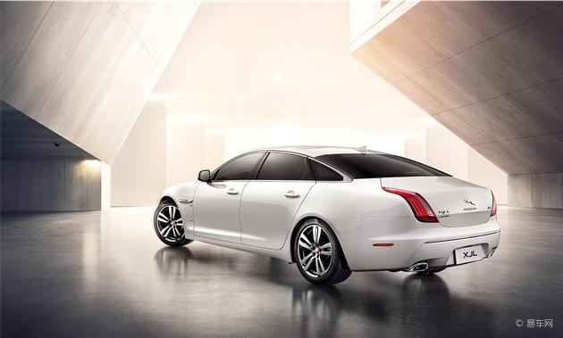 捷豹推出多款特别版车型 售价55万元起