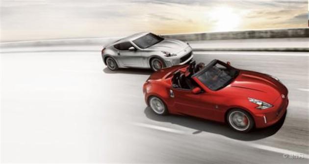 日产公布2016款370Z美国售价 19万元起售