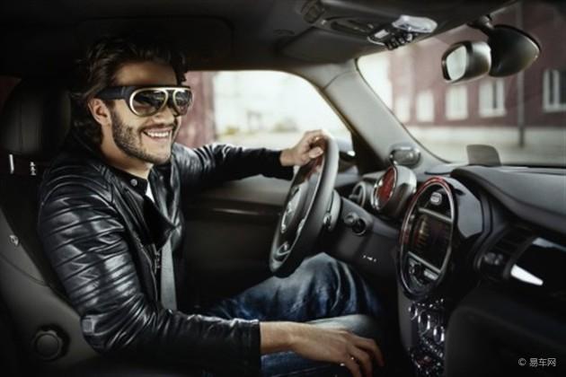MINI将推驾驶辅助眼镜 上海车展发布