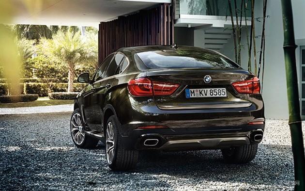 无锡宝诚全新BMW X6将道路变成一个舞台