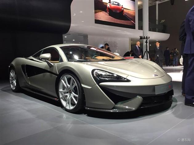 迈凯伦或推出570S GT4车型 列入运动系列