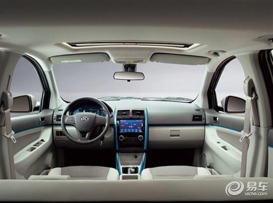 还能在车内享受大自然的清新