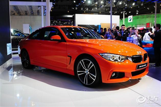 宝马4系限量版车型上市 售58万-74.6万元