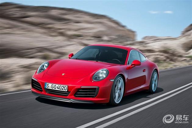 保时捷新款911发布 入门车型换装增压引擎