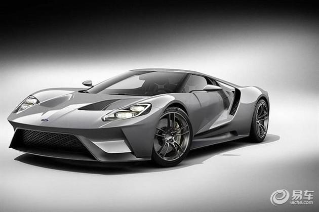 全新福特GT跑车明年投产 动力达到469kW