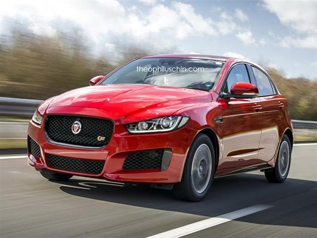 捷豹全新入门级车型 预计2020年后推出