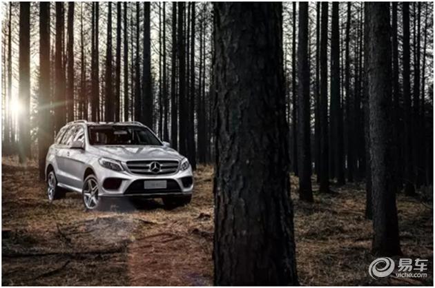 新一代梅赛德斯-奔驰GLE SUV陪你四海纵横