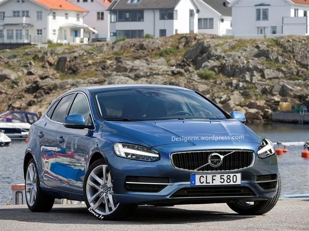 沃尔沃将在国内上市三款新车新款V40领衔
