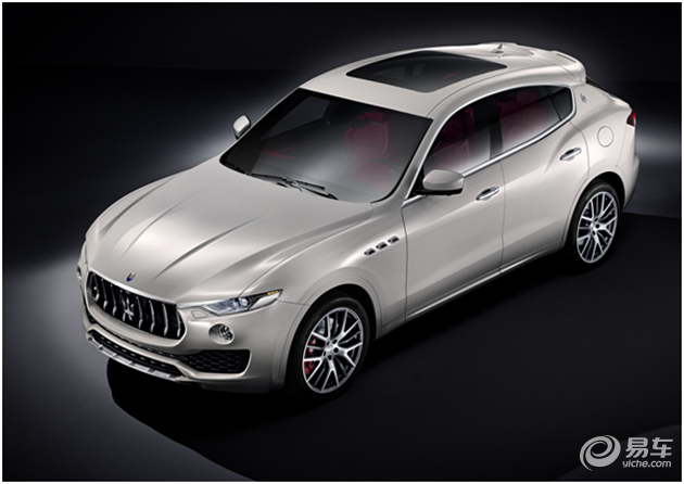 玛莎拉蒂首款SUV LEVANTE日内瓦车展揭秘