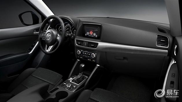 长安马自达   全新cx-5的显示屏被设置在距离驾驶员视线   高清图片