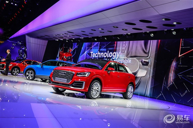 奥迪Q2亮相日内瓦车展 首款豪华小型SUV
