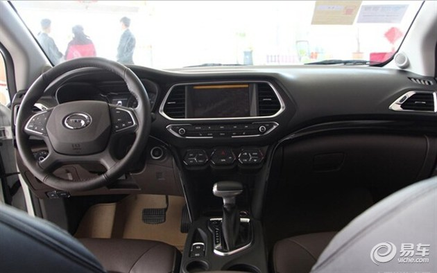超牛SUV东营广汽传祺GS4235T到店实拍