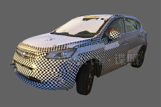 曝东风新车计划 凑级SUV AX5年内推出