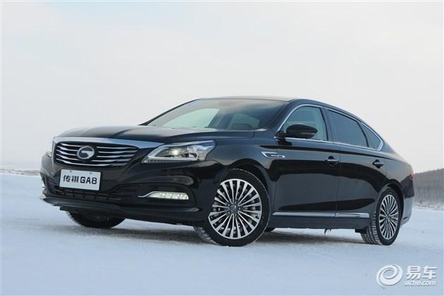 广汽传祺GA8 4月16日上市 将推出4款车型