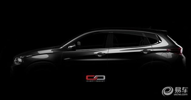 瑞虎7等新车将亮相4月20日奇瑞品牌之夜