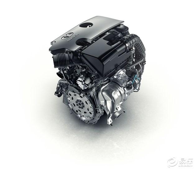 英菲尼迪推新发动机 用尽洪荒之力的2.0T