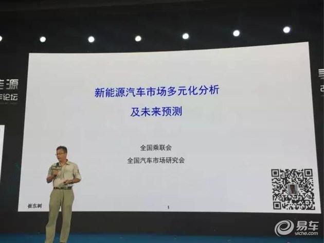 崔东树:我国新能源乘用车占全球总销量63%