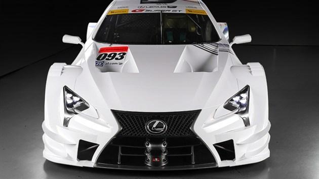 雷克萨斯推出LC GT500赛车 搭载2.0T引擎