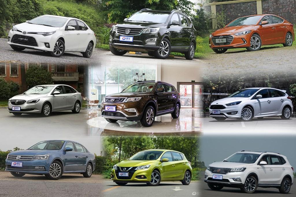 10万元购车计划 合资紧凑/自主SUV都能选