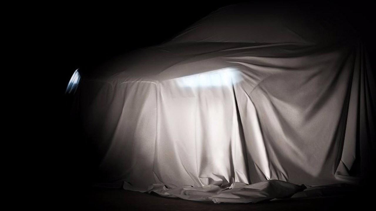 宝马X2概念车预告图发布 小号X4/前驱平台